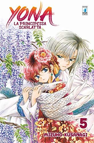 Yona la principessa scarlatta (Vol. 5)
