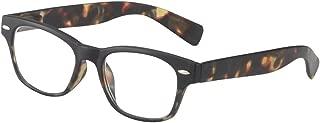 I Heart Eyewear Ziggy Wayfarer Reading Glasses, 2.0