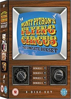 Monty Python's Flying Circus - The Complete Box Set