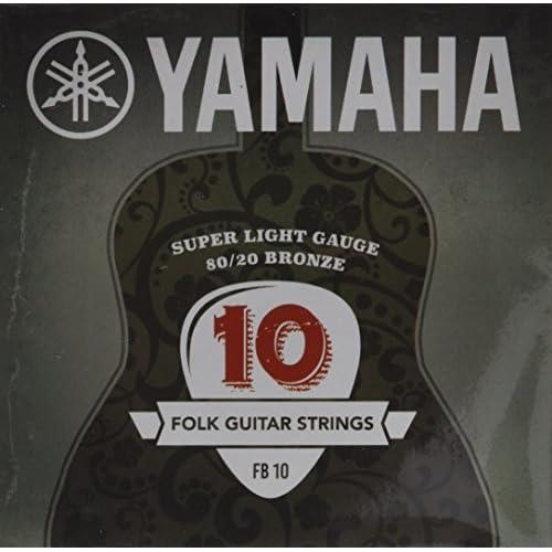 Yamaha FB capacità/20-Corde per chitarra Western, colore: bronzo