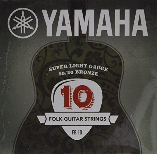 Yamaha FB-10 Juego de cuerdas guitarra acústica