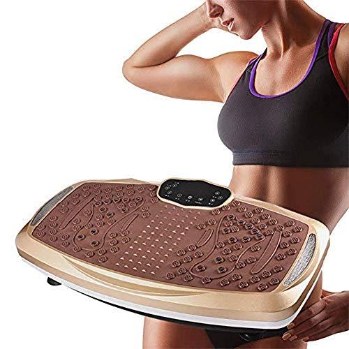 ejercicios para adelgazar barriga plataforma vibratoria