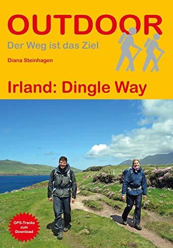 Irland: Dingle Way (Outdoor Wanderführer)