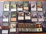 Mono Green Elf Ramp Deck - Modern Legal - Custom Built - Magic The Gathering - MTG - 60 Card