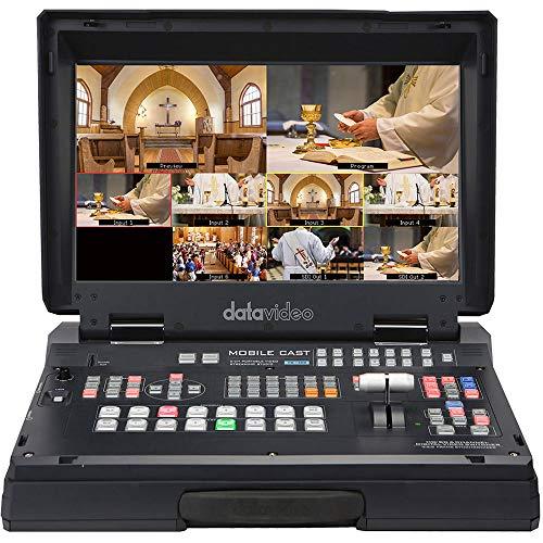 Datavideo HS-1200 HD 6-Channel Portable Production Studio