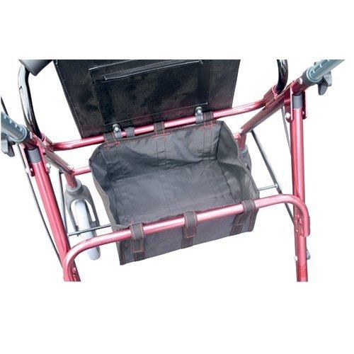 Rollatortasche für unter den Sitz, Für Rollatoren mit 4 Rädern