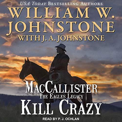 Kill Crazy cover art