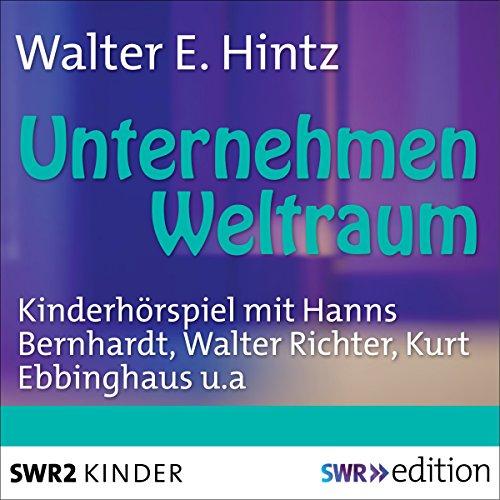 Unternehmen Weltraum audiobook cover art