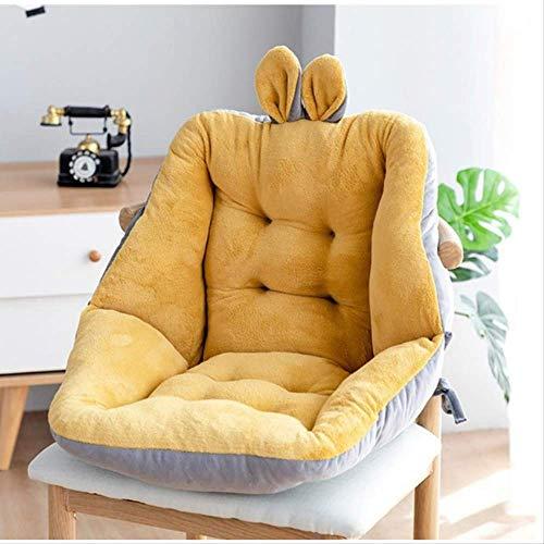 Semi-Enclosed One Seat Cushion Chair Cushions Desk Seat Cushion Warm Comfort Seat Cushion Pad office Chair seat cushions
