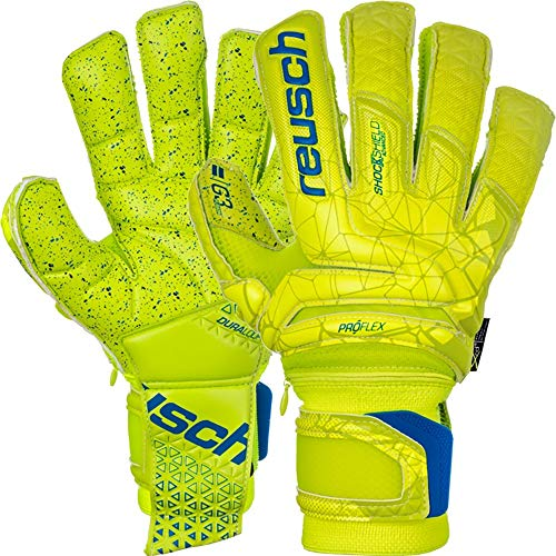Price comparison product image Reusch Fit Control Supreme G3 Fusion Ortho-Tec Soccer Goalkeeper Gloves,  Size 7