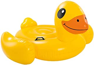 Intex Inflatable Duck Ride-On, Yellow, 57556