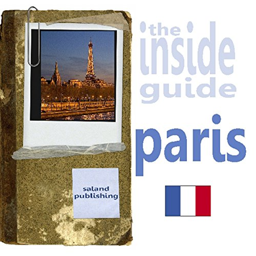 The Inside Guide To Paris Titelbild