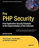 Buchtipp: Pro PHP Security