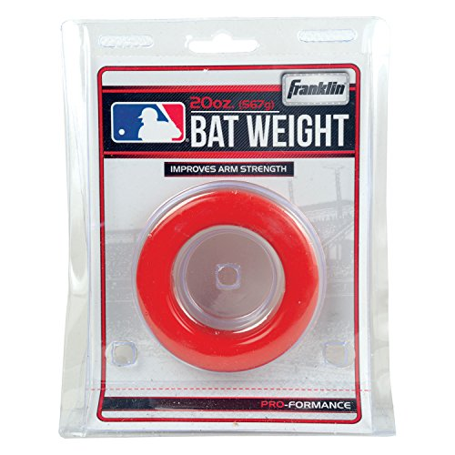 Franklin Sports MLB Batting Weight, 20-Ounce