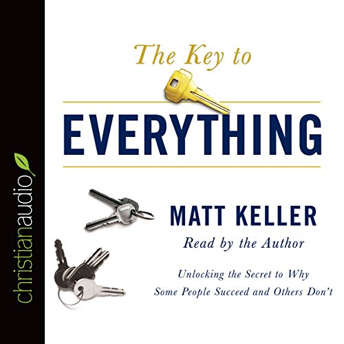 The Key to Everything cover art