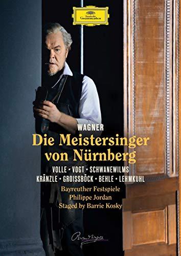 Wagner: Maestros Cantores de Nuremberg [DVD]