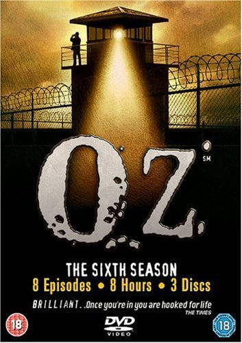 Photo of Oz – Season 6 [DVD]