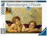 Ravensburger - Arte: Raffaello Querubines, Puzzle de 1000 Piezas (15544 6)
