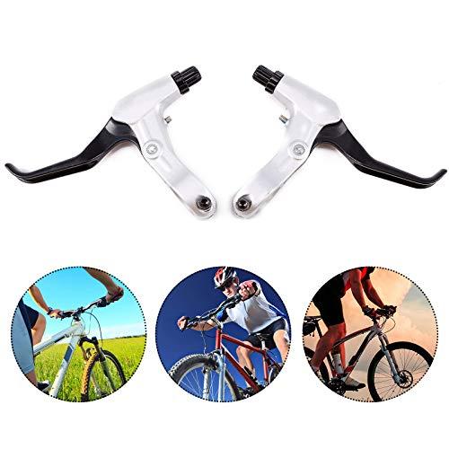 Alu Bremshebel Aluminium Handgriff Fahrrad Handbremse Bremsgriff für Fahrrad Mountainbike Rennrad