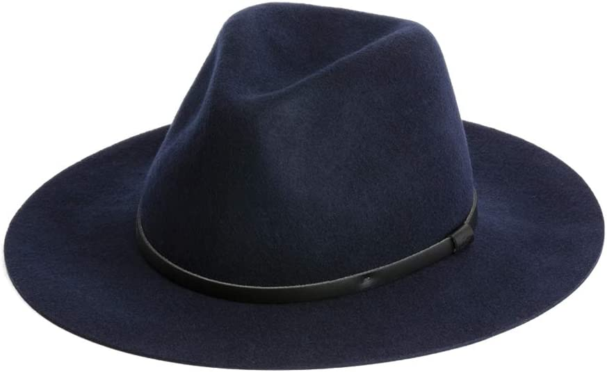 Will & Bear Unisex Anderson Wide Floop Brim Fedora hat