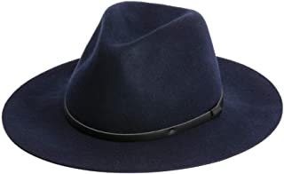 Will & Bear Unisex Anderson Wide Floop Brim Fedora hat