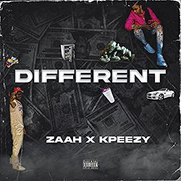 Different (feat. Kpeezy)