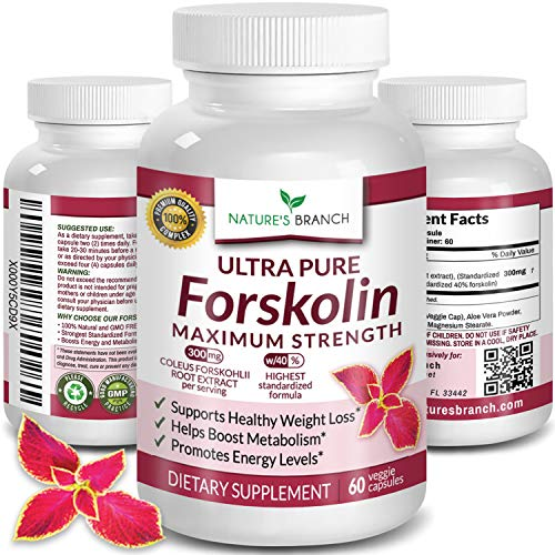 100 pure forskolin extract - 8