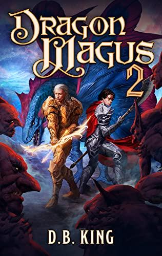 Dragon Magus 2 (English Edition)