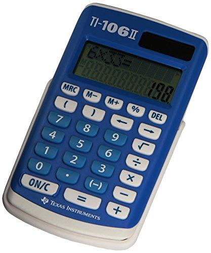 Texas Instruments Schulrechner TI-106 Solar