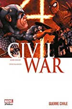 Best Of - Civil War, Tome 1 de MILLAR-M+MCNIVEN-S+LIEBER