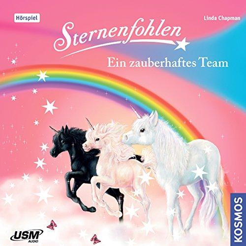 Ein zauberhaftes Team (Sternenfohlen 9) Titelbild