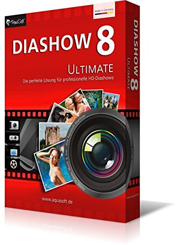 AquaSoft DiaShow 8 Ultimate