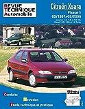 E.T.A.I - Revue Technique Automobile 110 - CITROEN XSARA PHASE 1 - 1997 à 2000