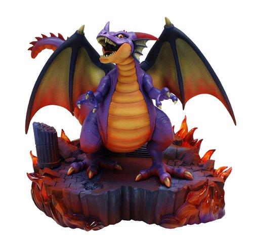 Dragon Quest super HG chiffre Roi Dragon