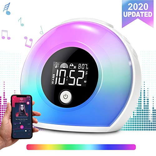 Product Image of the Uplayteck Light Kids Alarm Clock