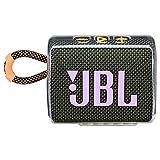 HONGC Funda para altavoz Bluetooth inalámbrico portátil JBL GO 3, funda protectora transparente de TPU (transparente)