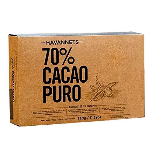 Havanna - Havannets 70% Cacao Puro (8 Havannets) - 1 x 320gr