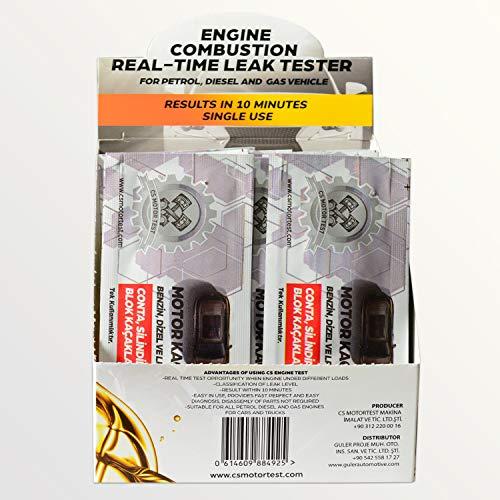 CS Engine Combustion Real-TIME Leak Tester - CO2 Leak Tester...
