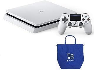 PlayStation 4 グレイシャー・ホワイト 500GB【Amazon.co.jp特典】ギフトバッグ付【メーカー生産終了】