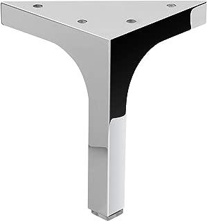 Best chrome metal furniture legs Reviews