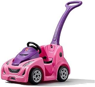 سيارة دفع بوش اراوند باجي جي تي للاطفال من ستيب 2، لون زهري 775600