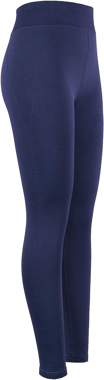 iloveSIA Women's 2021 model Daily Ritual Strecth Leggings 4-Way Classic High-Waist
