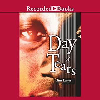 Day of Tears audiobook cover art