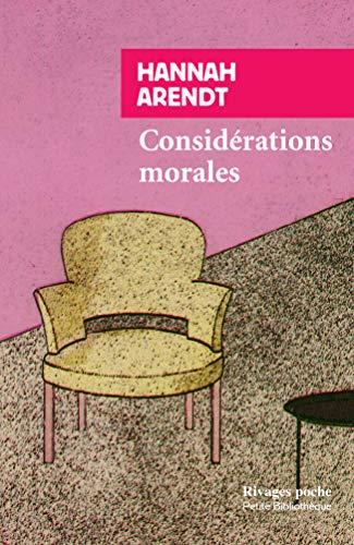 Considérations morales
