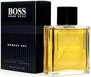 Boss Number One by Hugo Boss for Men Eau de Toilette 125ml