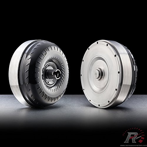 68RFE Stage 5 Billet Triple Disc Torque Converter Stock Stall