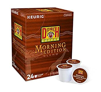 Keurig Coffee Pods K-Cups 16 / 18 / 22 / 24 Count Capsules ALL BRANDS / FLAVORS  24 Pods Diedrich - Morning Edition Blend