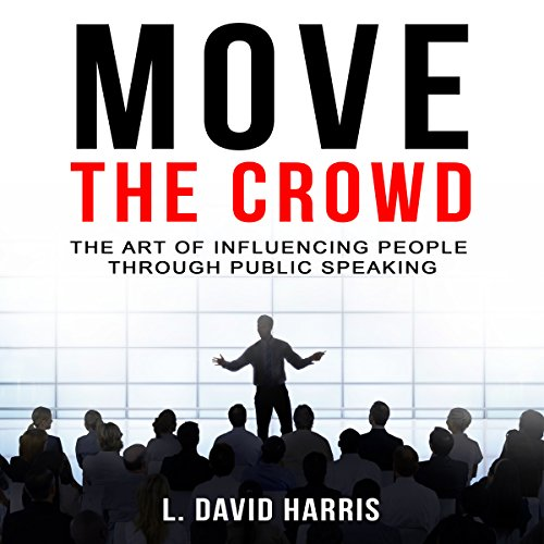Move the Crowd audiobook cover art