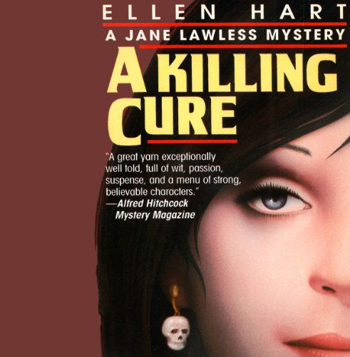 The Killing Cure cover art