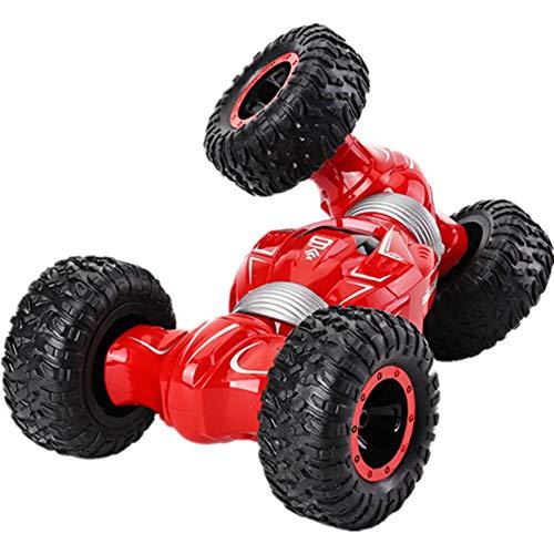 Q70 afstandsbediening autoradio 2.4 GHz 4WD gedraaide woestijn auto off-road terreinwagen speelgoed hoge snelheid klimmen RC auto kinderspeelgoed,Red